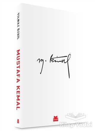 Kırmızı Kedi Yayınevi - Mustafa Kemal (Ciltli)