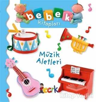 Bıcırık Yayınları - Müzik Aletleri - Bebek Kitapları