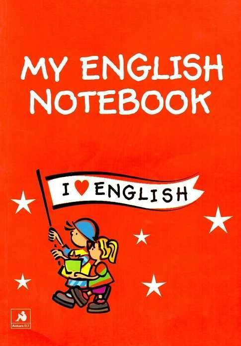 - My Englısh Notebook 1 Ve 2. Sınıf ( Kırmızı )