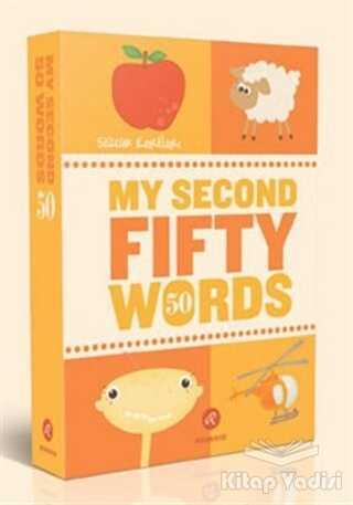 Redhouse Kidz Yayınları - My Second Fifty Words