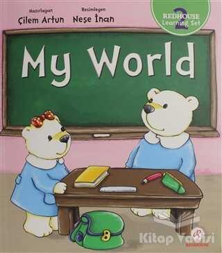 Redhouse Kidz Yayınları - My World - Redhouse Learning Set 2
