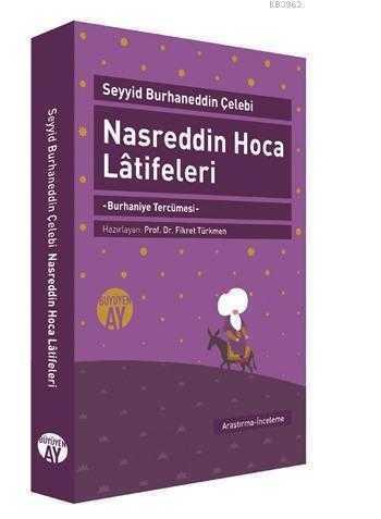 Büyüyen Ay Yayınları - Nasreddin Hoca Latifeleri