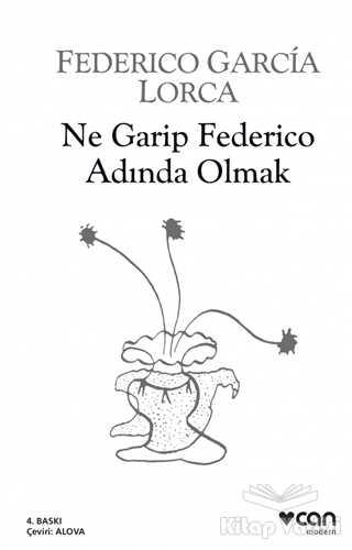 Can Yayınları - Ne Garip Federico Adında Olmak