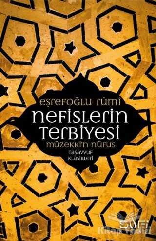 Sufi Kitap - Nefislerin Terbiyesi- Müzekki'n - Nüfus