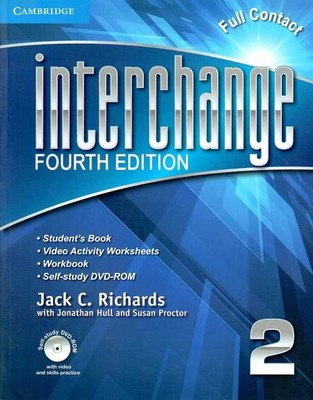 Cambridge University Press - New Interchange Fourth edition Level 2 / CMB