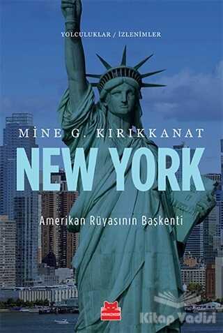Kırmızı Kedi Yayınevi - New York - Amerikan Rüyasının Başkenti
