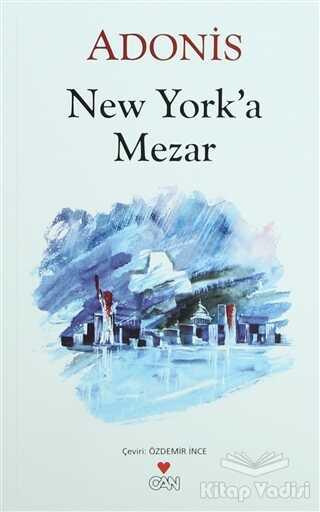 Can Yayınları - New York'a Mezar