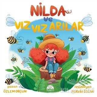 Martı Çocuk Yayınları - Nilda ve Vız Vız Arılar
