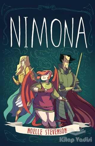 Martı Yayınları - Nimona