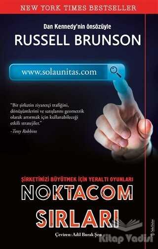 Sola Unitas - NoktaCom Sırları - Şirketinizi Büyütmek İçin Yeraltı Oyunları