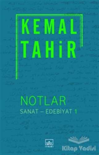 İthaki Yayınları - Notlar / Sanat - Edebiyat 1