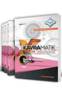 Uzman Kariyer Yayınları - ÖABT Fen ve Teknoloji Kavramatik Modüler Soru Seti (Tamamı Çözümlü)
