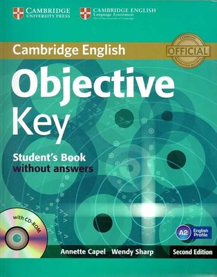 Cambridge University Press - Objective Key Student's Book without Answers with CD-ROM