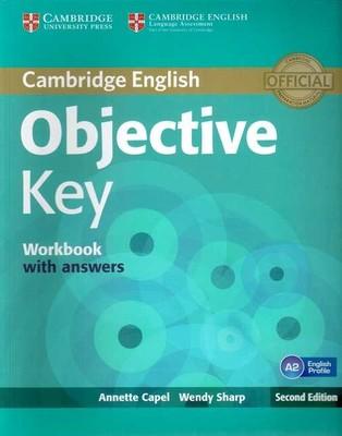 Cambridge University Press - Objective KeyWorkbook with answers