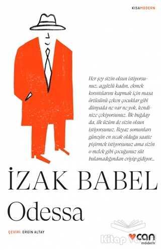 Can Yayınları - Odessa (Kısa Modern)