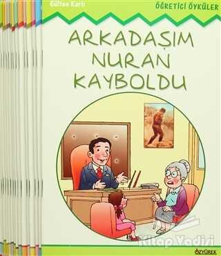 Özyürek Yayınları - Öğretici Öyküler Seti (15 Kitap Takım)