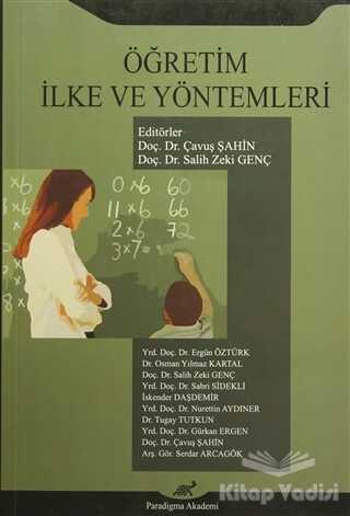 Paradigma Akademi Yayınları - Öğretim İlke ve Yöntemleri