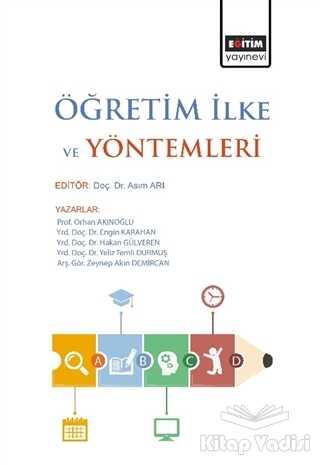 Eğitim Yayınevi - Ders Kitapları - Öğretim İlke ve Yöntemleri