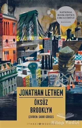 İthaki Yayınları - Öksüz Brooklyn