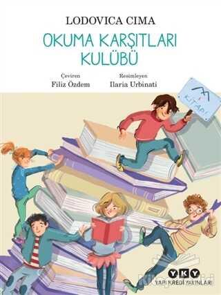 Yapı Kredi Yayınları - Okuma Karşıtları Kulübü