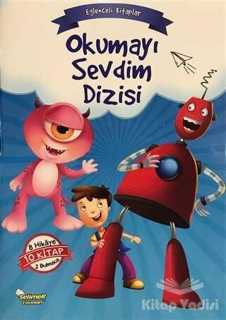 Selimer Yayınları - Okumayı Sevdim Dizisi - Eğlenci Kitaplar (10 Kitap)