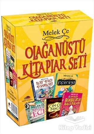 Uğurböceği Yayınları - Olağanüstü Kitaplar Seti