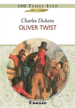 İnkılap Kitabevi - Gençlik Kitapları - Oliver Twist