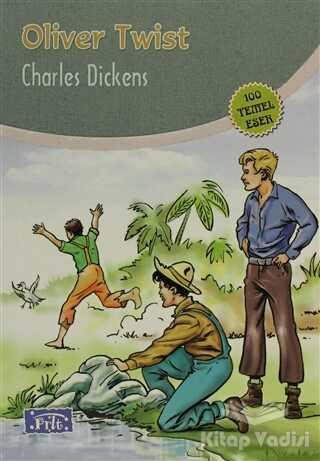 Parıltı Yayınları - Oliver Twist