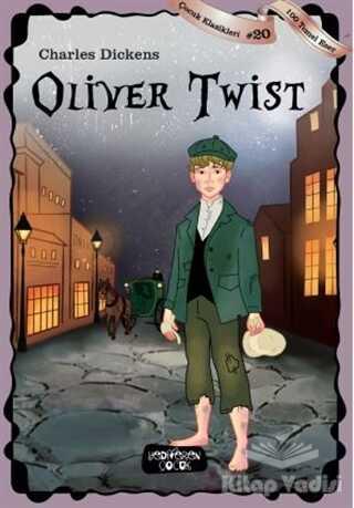 Yediveren Çocuk - Oliver Twist