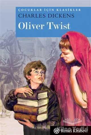 Remzi Kitabevi - Oliver Twist Cep Boy