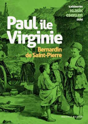 RENKLİ BAHÇE YAYINLARI - Paul Virgine - Renkli Bahçe
