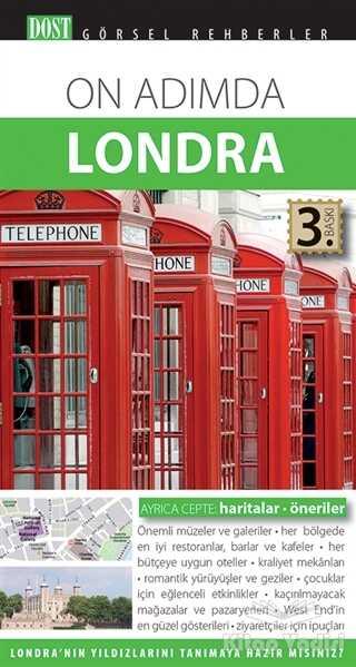 Dost Kitabevi Yayınları - On Adımda Londra