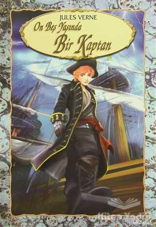 Özyürek Yayınları - On Beş Yaşında Bir Kaptan