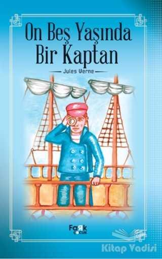 Fark Yayınları - On Beş Yaşında Bir Kaptan