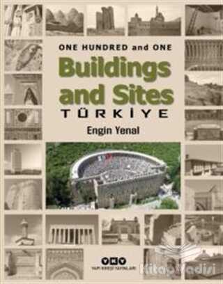 Yapı Kredi Yayınları Sanat - One Hundred And One Buildings And Sites Türkiye