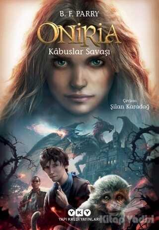 Yapı Kredi Yayınları - Oniria 3 - Kabuslar Savaşı
