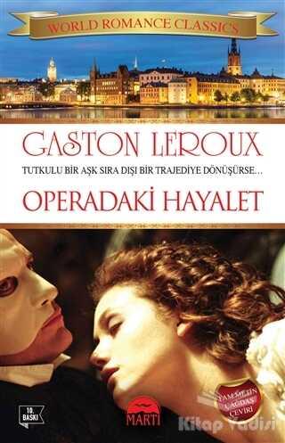 Martı Yayınları - Operadaki Hayalet