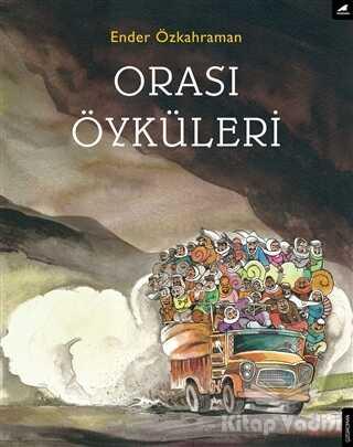 Kara Karga Yayınları - Orası Öyküleri
