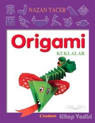 Tudem Yayınları - Origami - Kuklalar