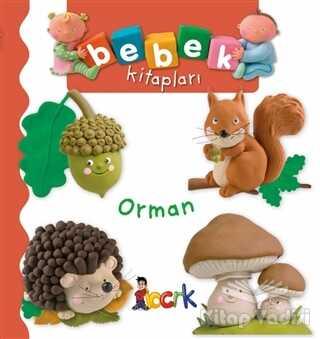 Bıcırık Yayınları - Orman - Bebek Kitapları