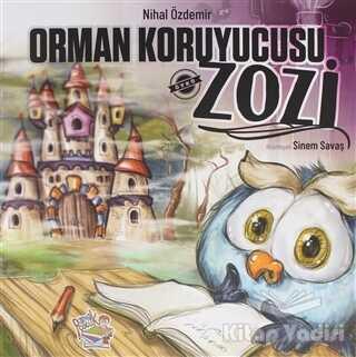 Parmakçocuk Yayınları - Orman Koruyucusu Zozi