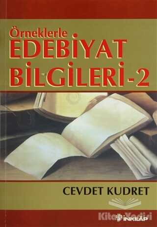 İnkılap Kitabevi - Örneklerle Edebiyat Bilgileri 2