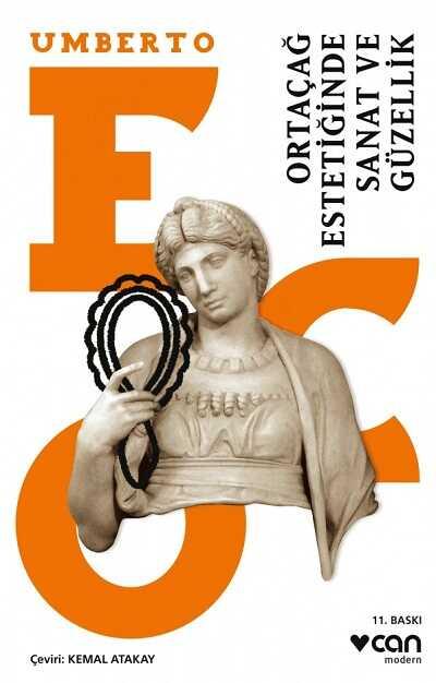 Can Yayınları - Ortaçağ Estetiğinde Sanat ve Güzellik