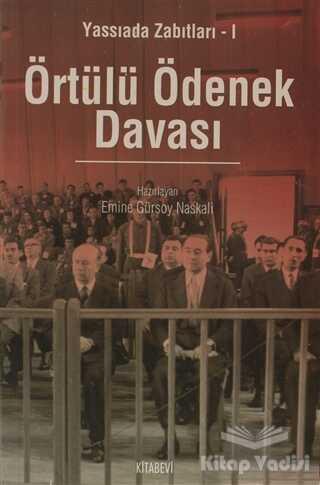 Kitabevi Yayınları - Örtülü Ödenek Davası