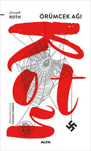Alfa Yayınları - Örümcek Ağı