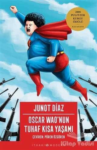 İthaki Yayınları - Oscar Wao'nun Tuhaf Kısa Yaşamı