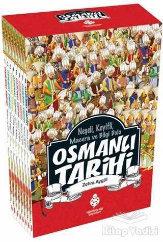 Uğurböceği Yayınları - Osmanlı Tarihi (8 Kitap Takım)