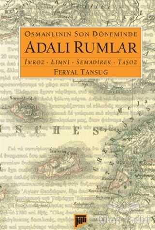 Pan Yayıncılık - Osmanlının Son Döneminde Adalı Rumlar