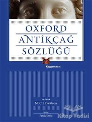 Kitap Yayınevi - Oxford Antikçağ Sözlüğü