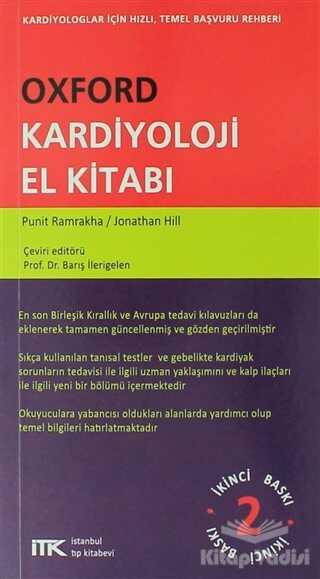 İstanbul Tıp Kitabevi - Oxford Kardiyoloji El Kitabı